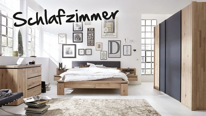 Interliving Schlafzimmer